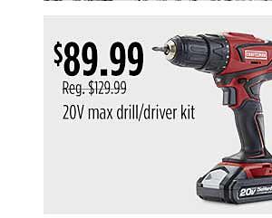 Drill/Driver