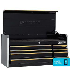 Craftsman 8-drawer top chest