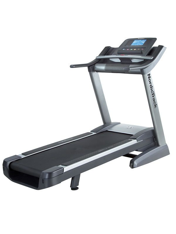 Treadmill deck features