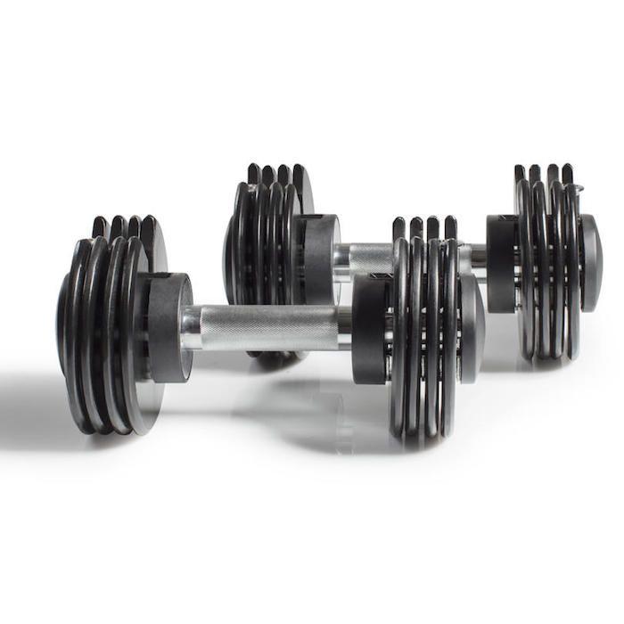 NordicTrack 25 lb. Adjustable Dumbbell Set