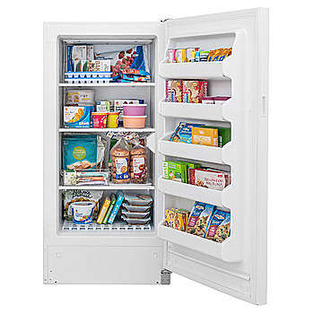 Chest Freezers Vs Upright Freezers Sears