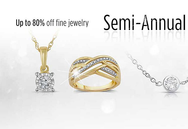 Semi Annual Jewelry Sale