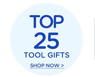 Top 25 tool gifts