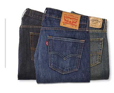 Cool Levi's jeans buy one get one 50% off