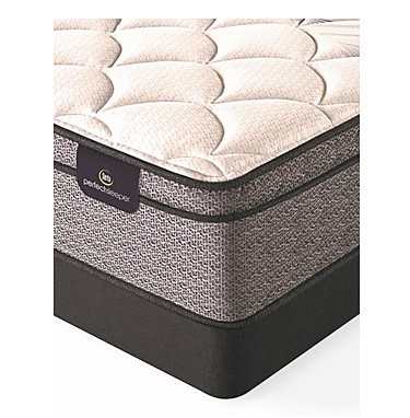 Serta Harlington III Eurotop Plush Queen Mattress