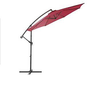 Patio umbrellas starting at $39.99