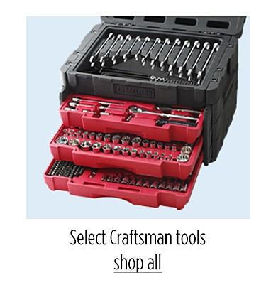 Select Craftsman Tools
