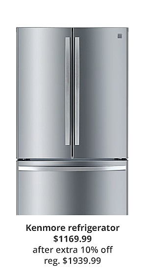 Kenmore 73025 26.1 cu. ft. French Door Refrigerator