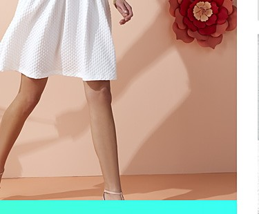 Up to 25% off women's spring fashion