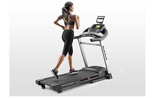 timeless design cace3 efdbd NordicTrack T6.7S Treadmill w  iFit ...