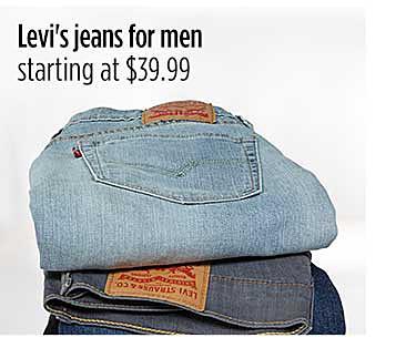 Levi's para hombre desde $39.99