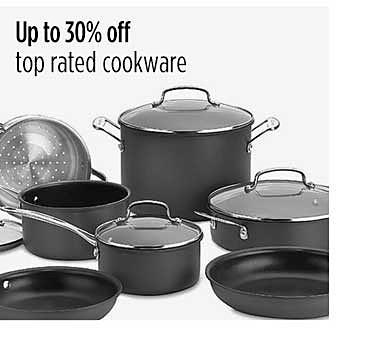 Hasta 30% de descuento en los utensilios de cocina mejor calificados