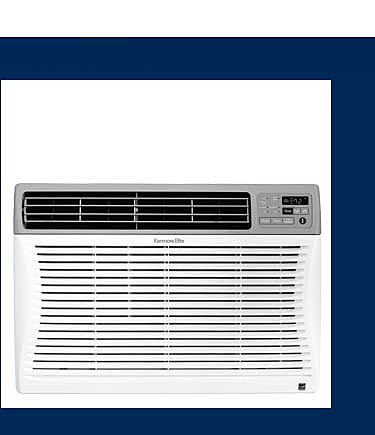 Cool off your way with any of our room air conditioners
