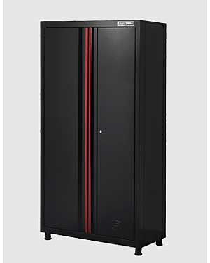 "Craftsman 72"" 2-Door Tall Floor Cabinet with Shelves"