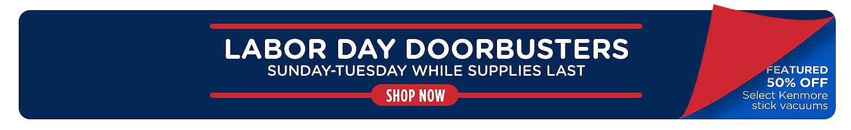 Labor Day Doorbusters
