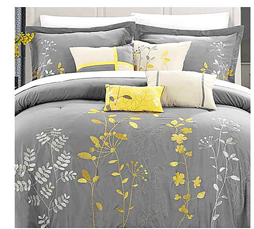 Up to 40% off Chic Home quilts & comforters