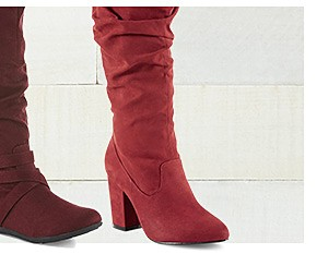 Up to 70% off women's fashion boots
