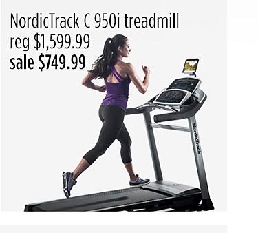 NordicTrack C950i Treadmill w/ iFit Coach 1 YR Membership