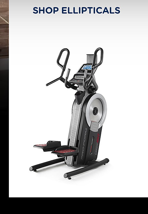 Up to 45% off featured ellipticals