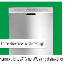 Kenmore Elite 14743 Dishwasher