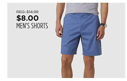 $8.00 Men's Shorts