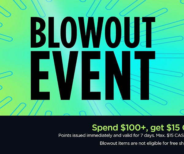 Blowout event | shop all