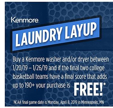 Laundry Layup