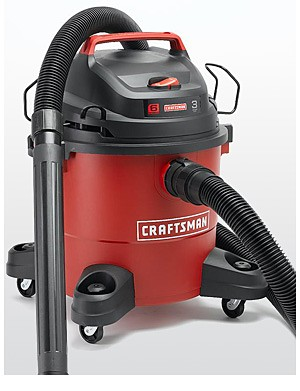 Craftsman 6 gal. 3 HP Wet/Dry Vac Set