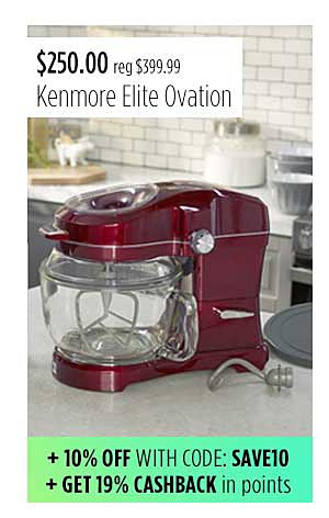Kenmore Ovation Stand Mixer