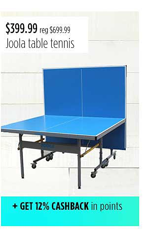 Joola Table Tennis