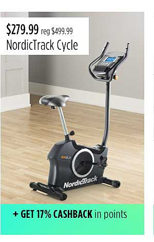 NordicTrack Cycle