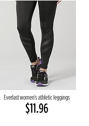 Everlast leggings $11.96