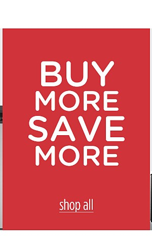 Shop more save more