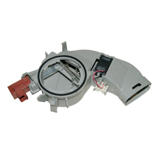Dishwasher vent and fan assembly