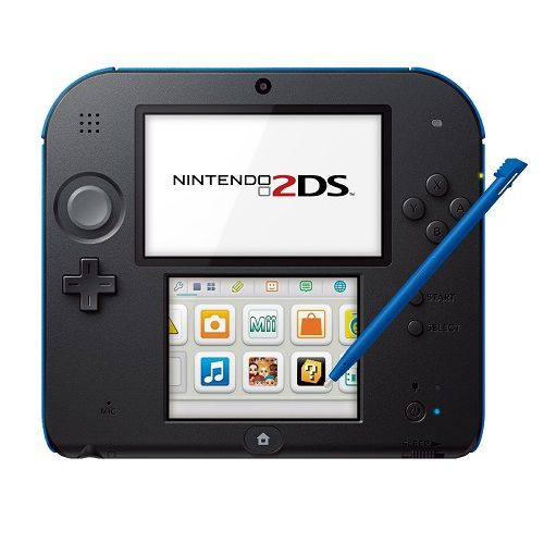 Nintendo 2DS portable game console