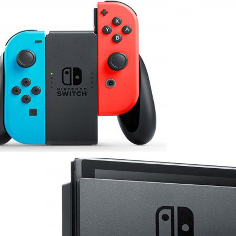 Nintendo Switch portable game console