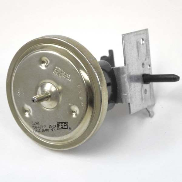 Washer water-level pressure switch