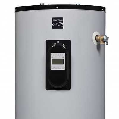 adjust the water heater thermostat