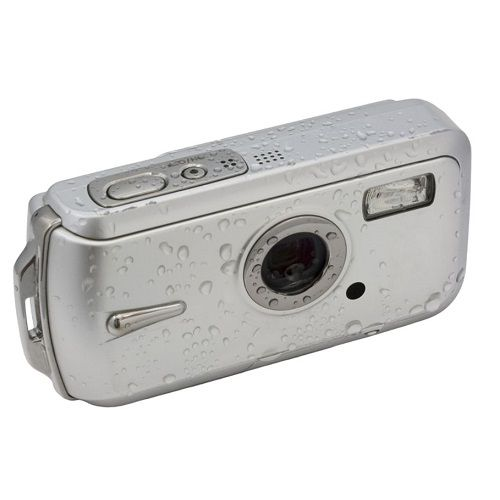 Water-resistant cameras