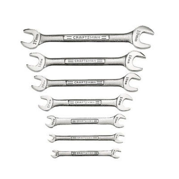 Open-end wrenches