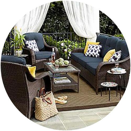 Outdoor Patio Furniture Sears, Outdoor Patio Furniture Set